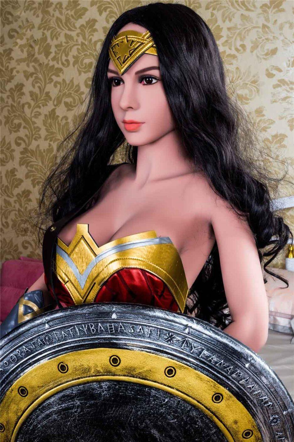 Newest Wonder Women Sex Doll