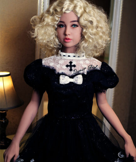 Real-Life Female Sex Doll