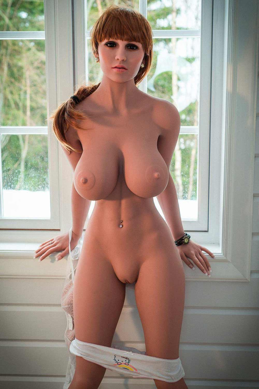 Sex doll with bracelet