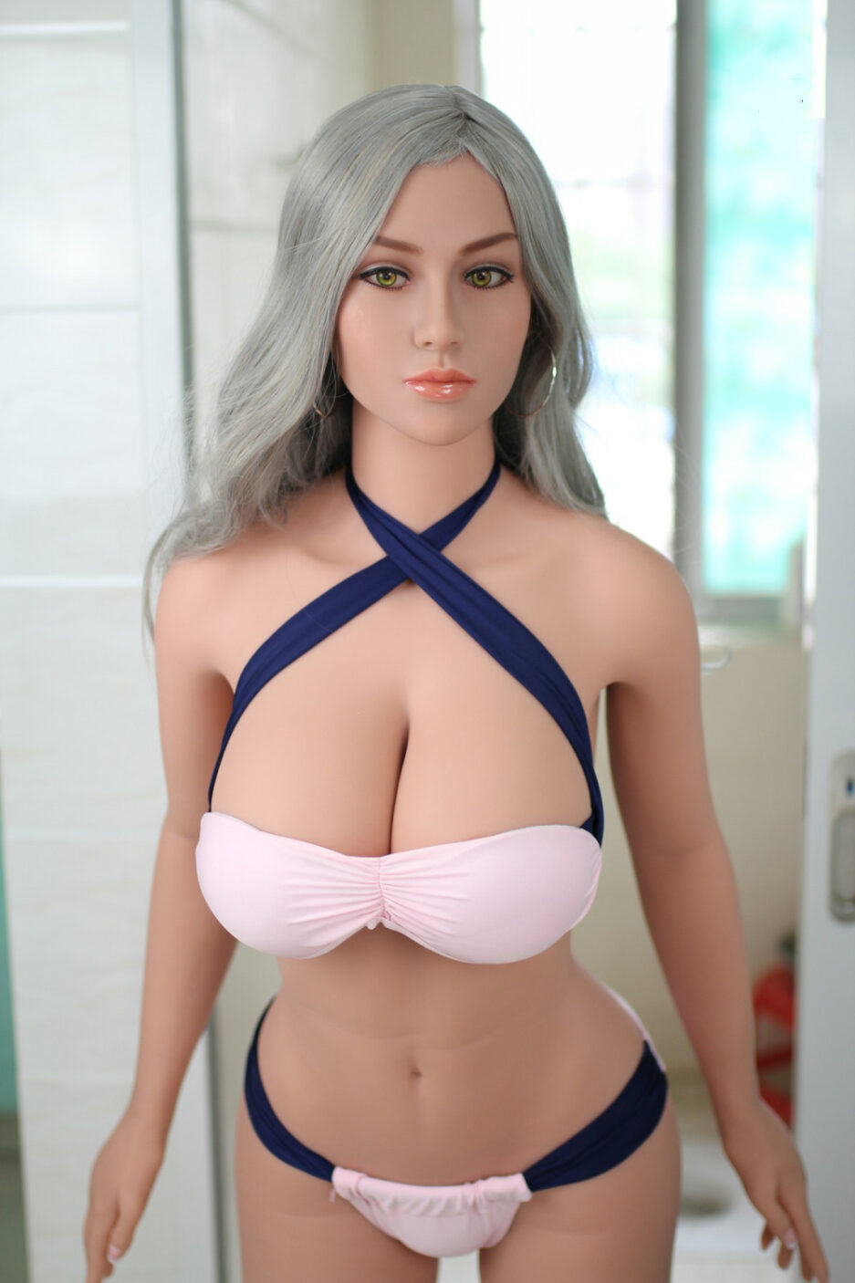 Thicc Sex Doll With Big Tits