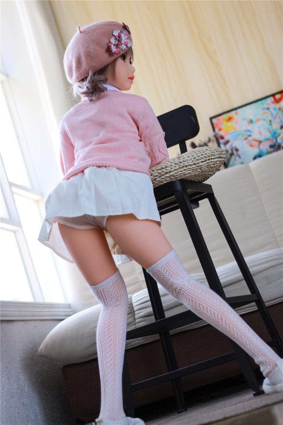 Mini Ses Doll Sitting