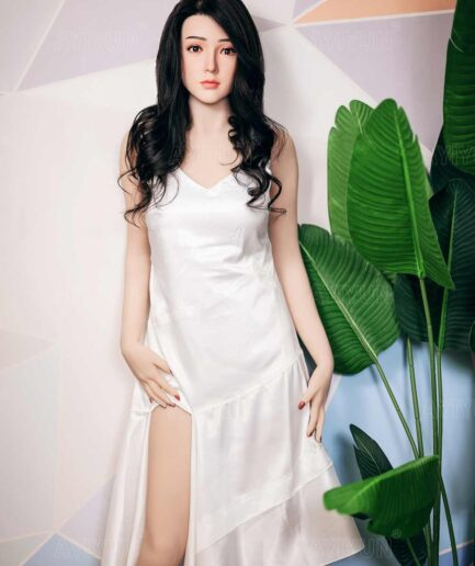 Asian Life Size Silicone Sex Doll