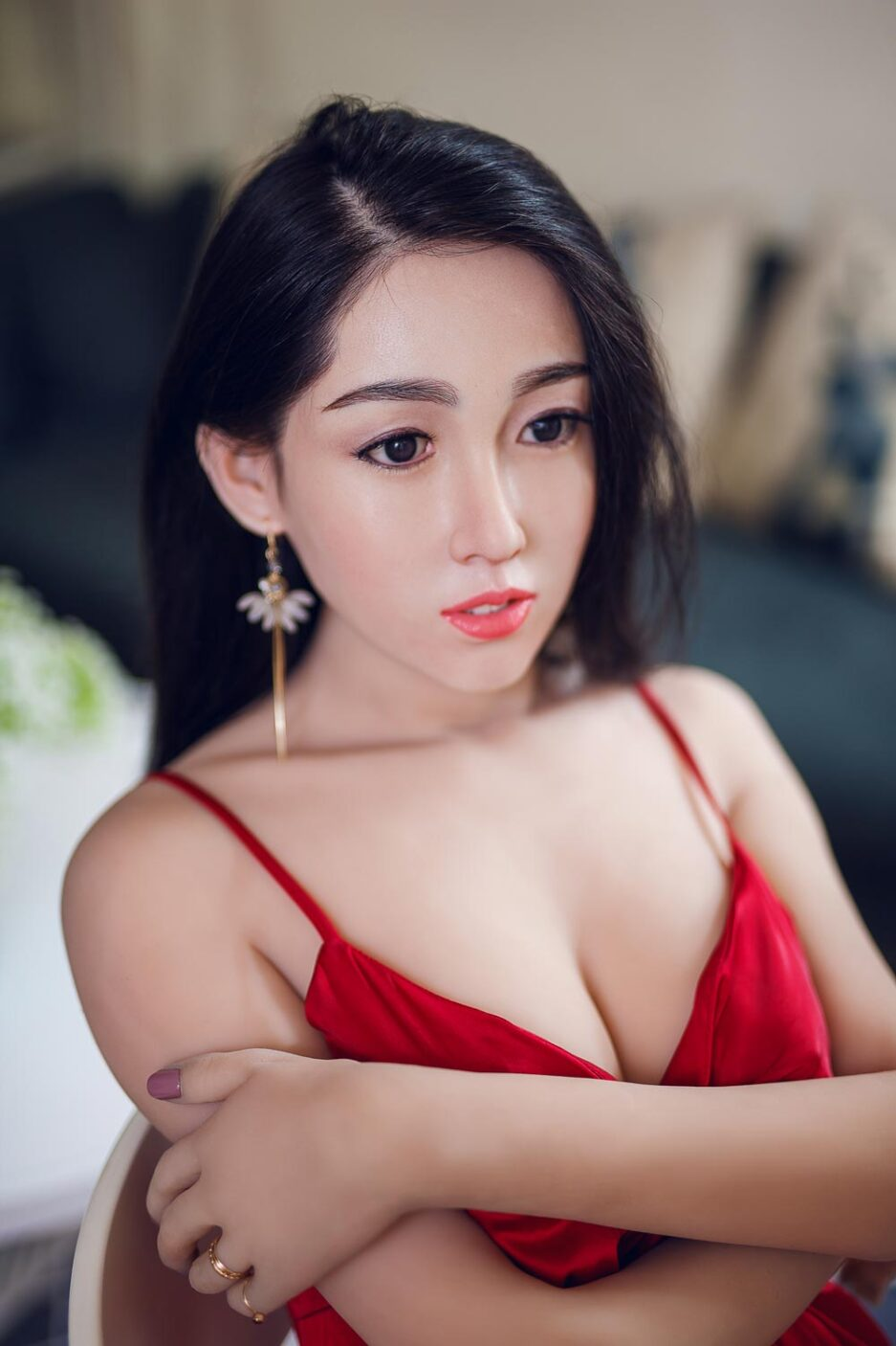Asian Silicone Sex Doll