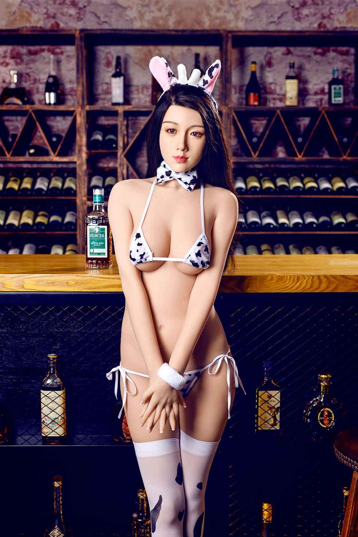 Bunny Female Silicone Sex Doll