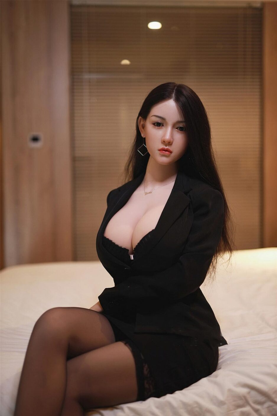 Japanese Busty Silicone Sex Doll