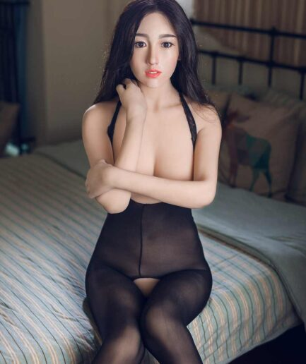 Japanese Flat Chest Silicone Sex Doll