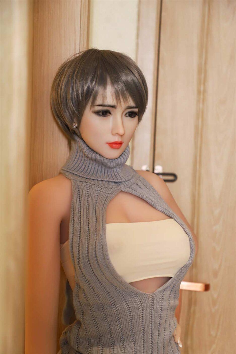 Lesbian Silicone Sex Doll