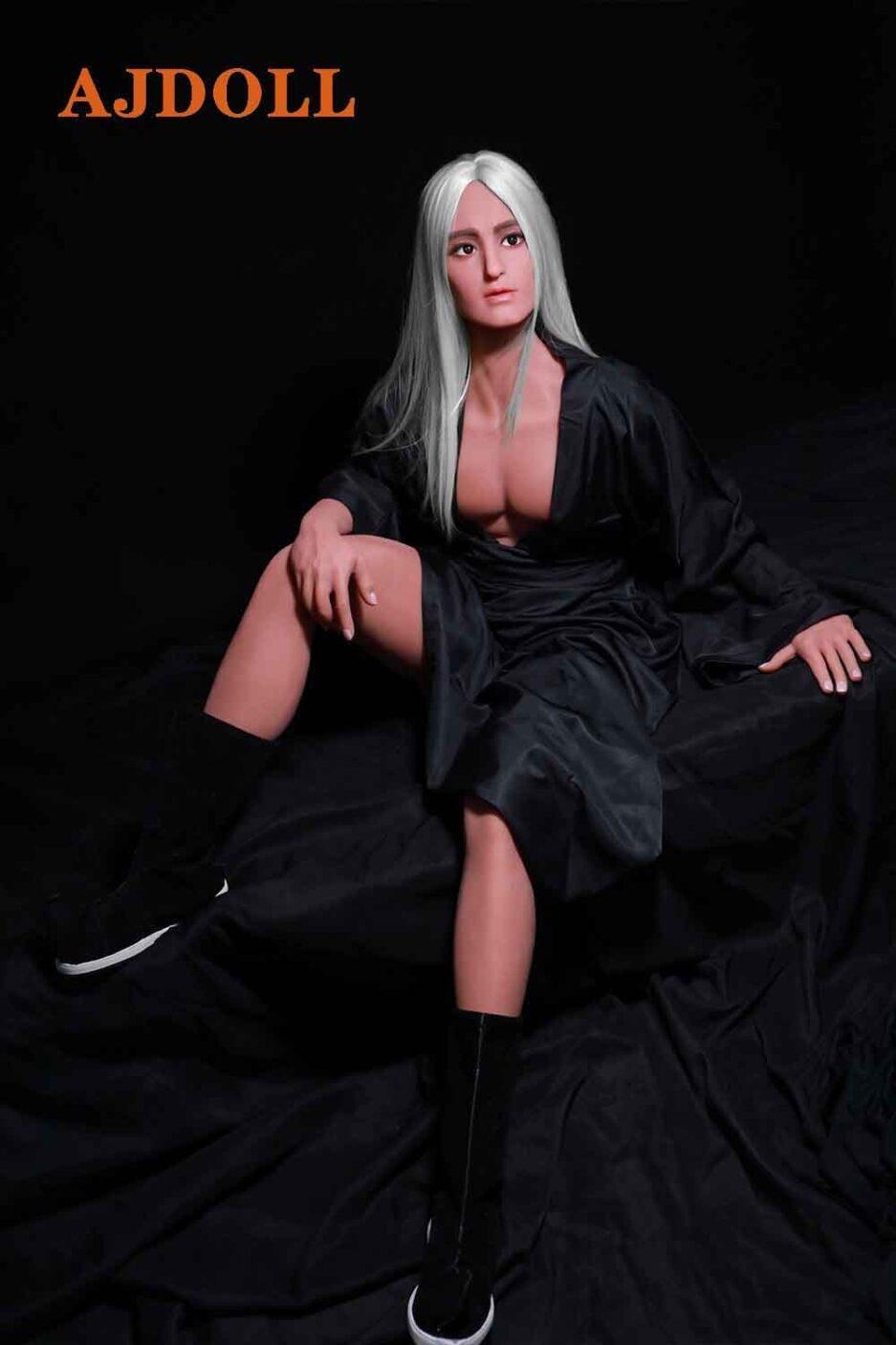 Long Hair Male Sex Doll for Women