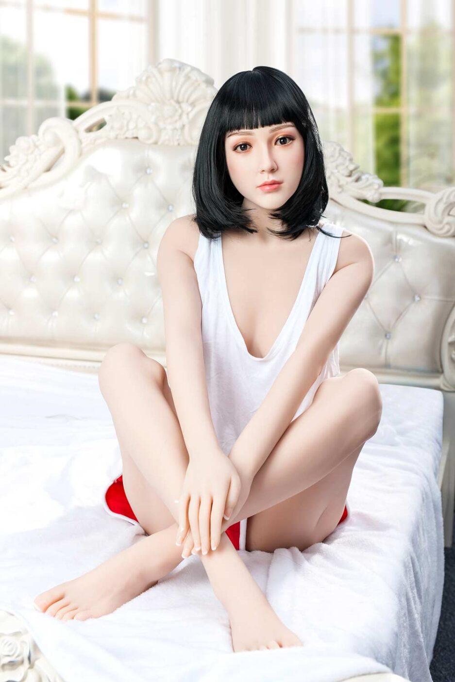 Sexy Silicone Sex Doll
