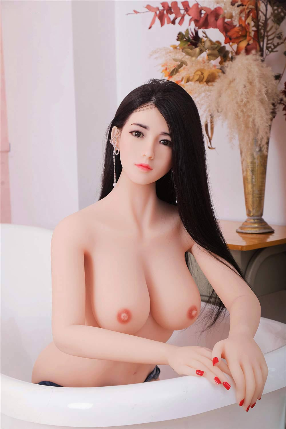 White-skin-silicone-sex-doll
