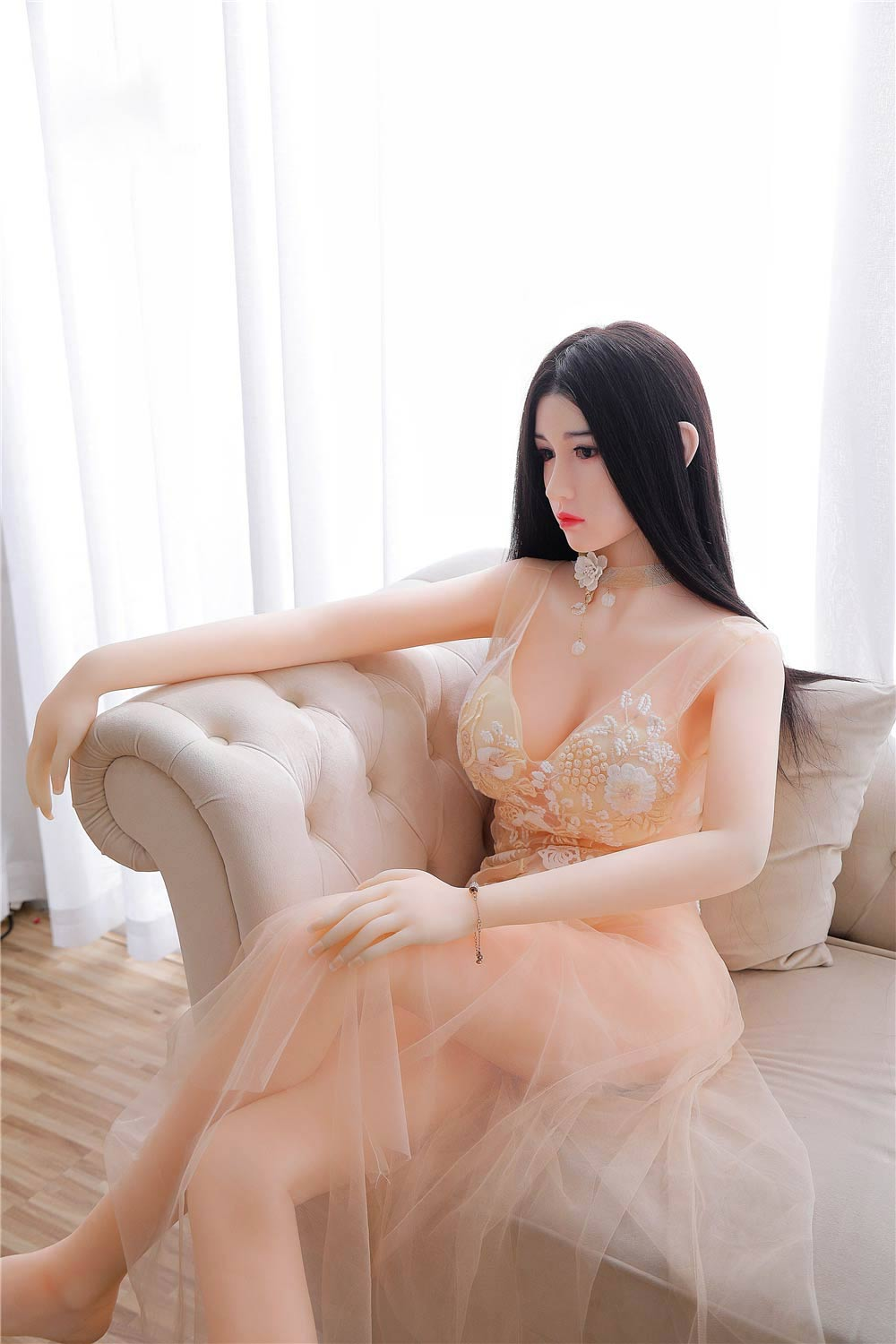 silicone-sex-doll-wearing-a-skirt