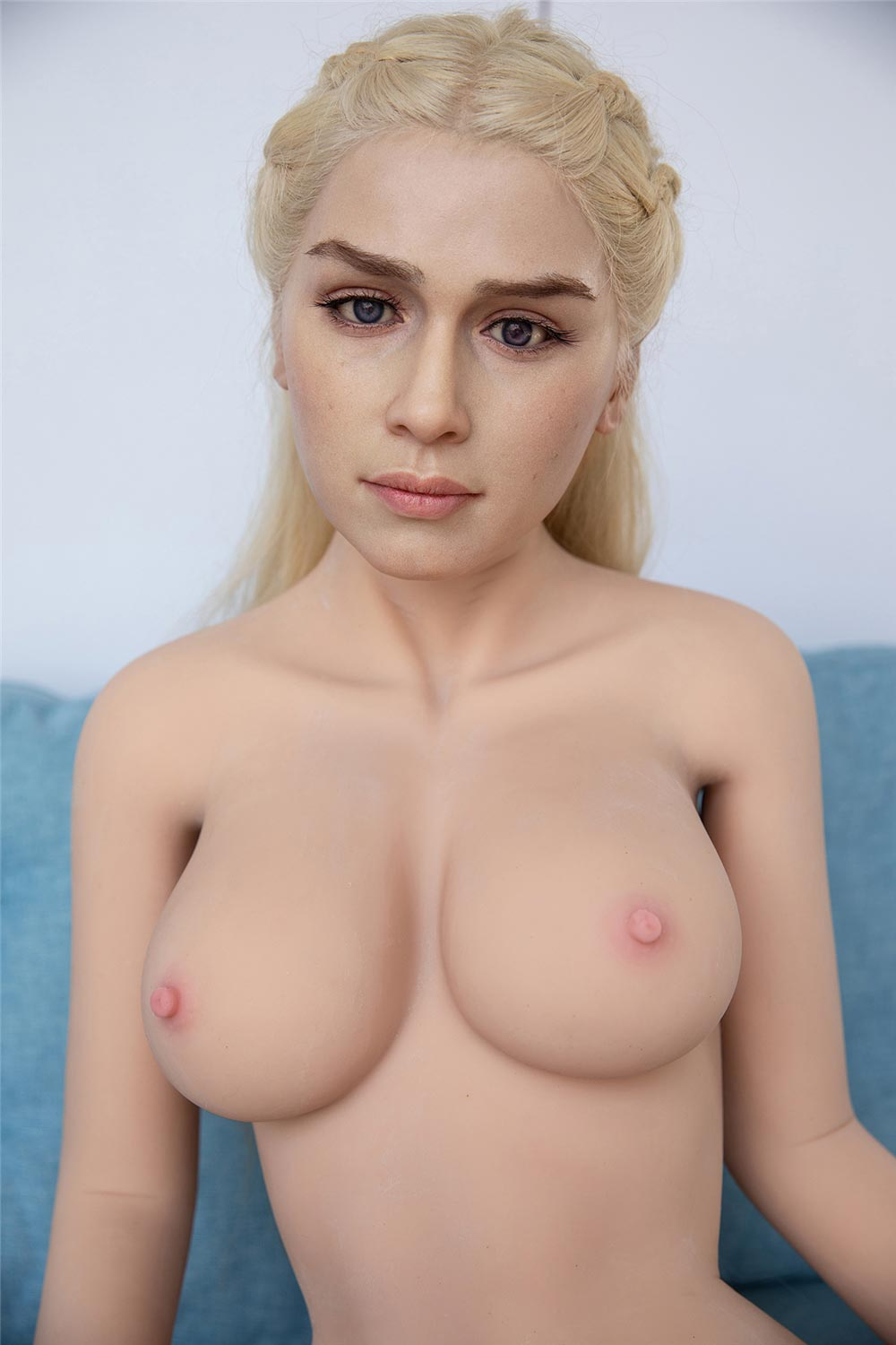 Silicone Sex Doll With Small Breast
