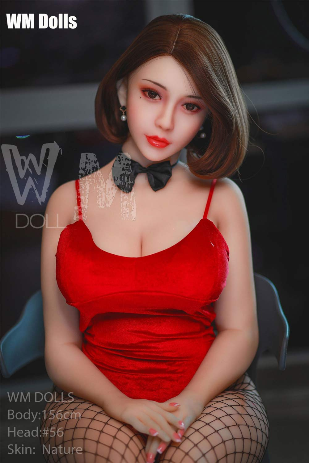 156cm Red Bunny Girl Huge Sex Doll- Buy Realistic Sex Doll