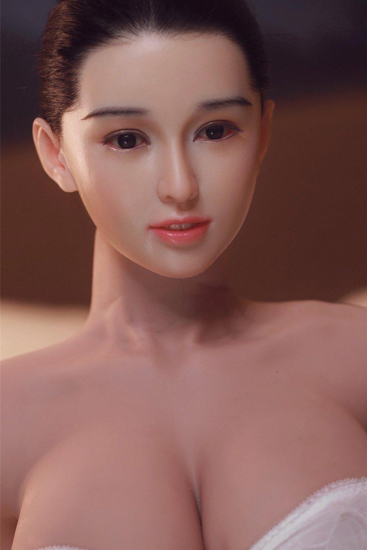 Black eyed sex doll