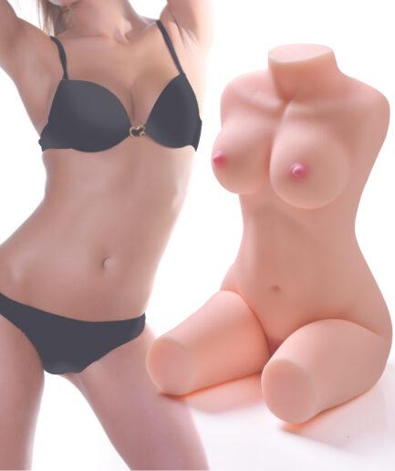 Life Size Sex Doll Torso