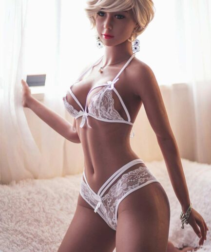 Flat Chest Skinny Sex Doll