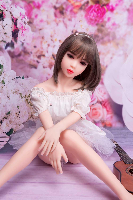 small boobs cute Janpanese girl sex doll