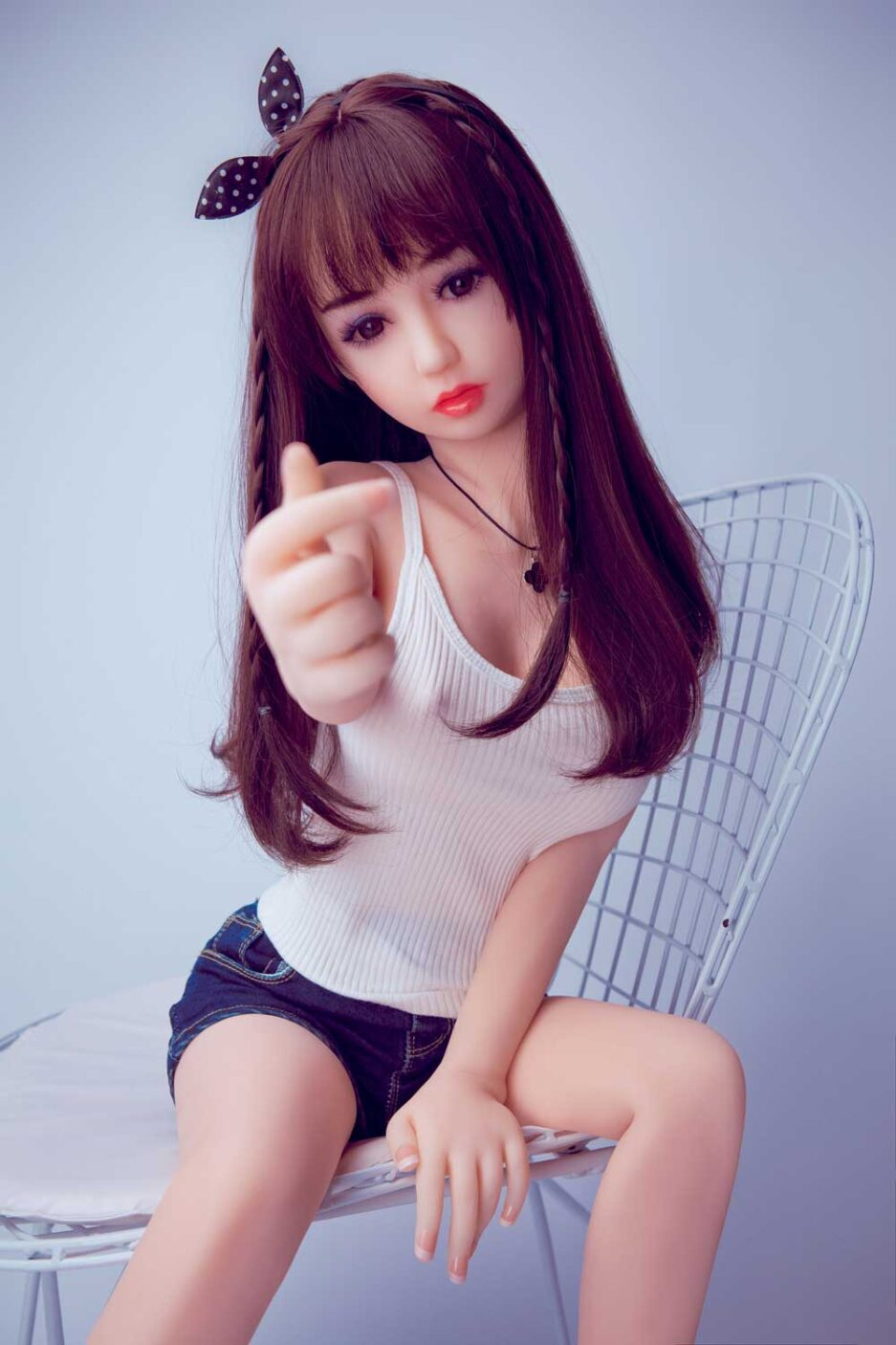 Mini sex doll than heart