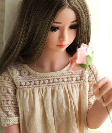 Realistic Beautiful Small Tits Sex Doll
