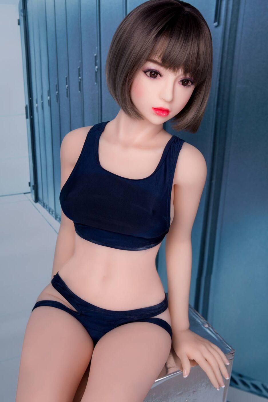 Short Hair Teen Sex Doll