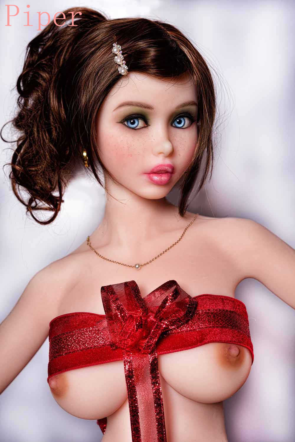 Skinny Young Girl Looking Sex Doll