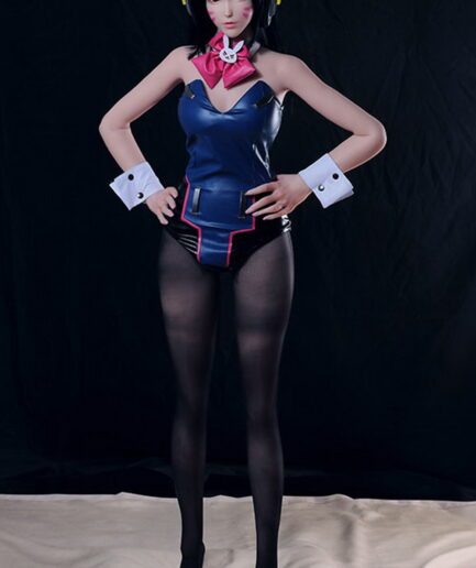 Anime sex doll with hands on hips