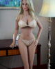 Mature American Blonde Big Boobs Sex Doll