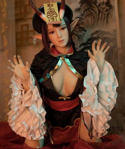Realistic Super Fancy Fairy Elf Love Doll