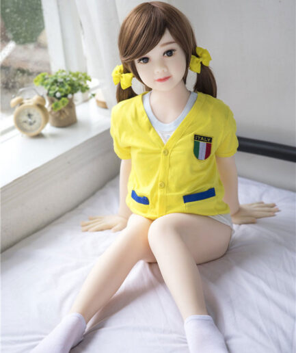 2021 New Small Breasts Young Cute Girl Love Doll