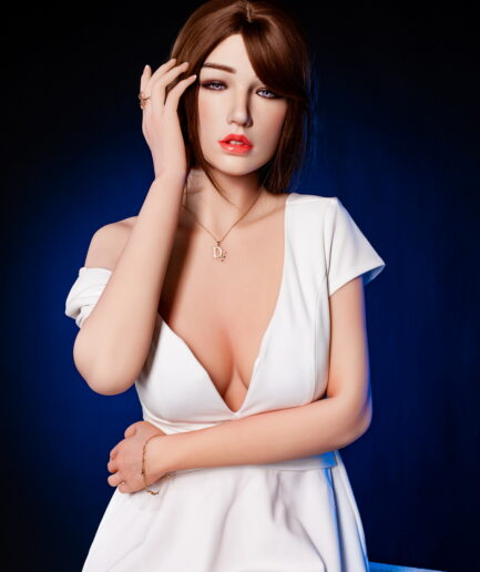 Mature Japanese Wife Looking Solid Silicone Sex Doll