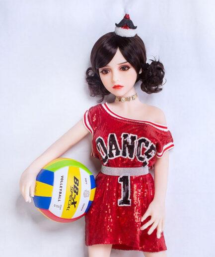 Top Selling Asian Lifelike TPE Teen Sex Doll